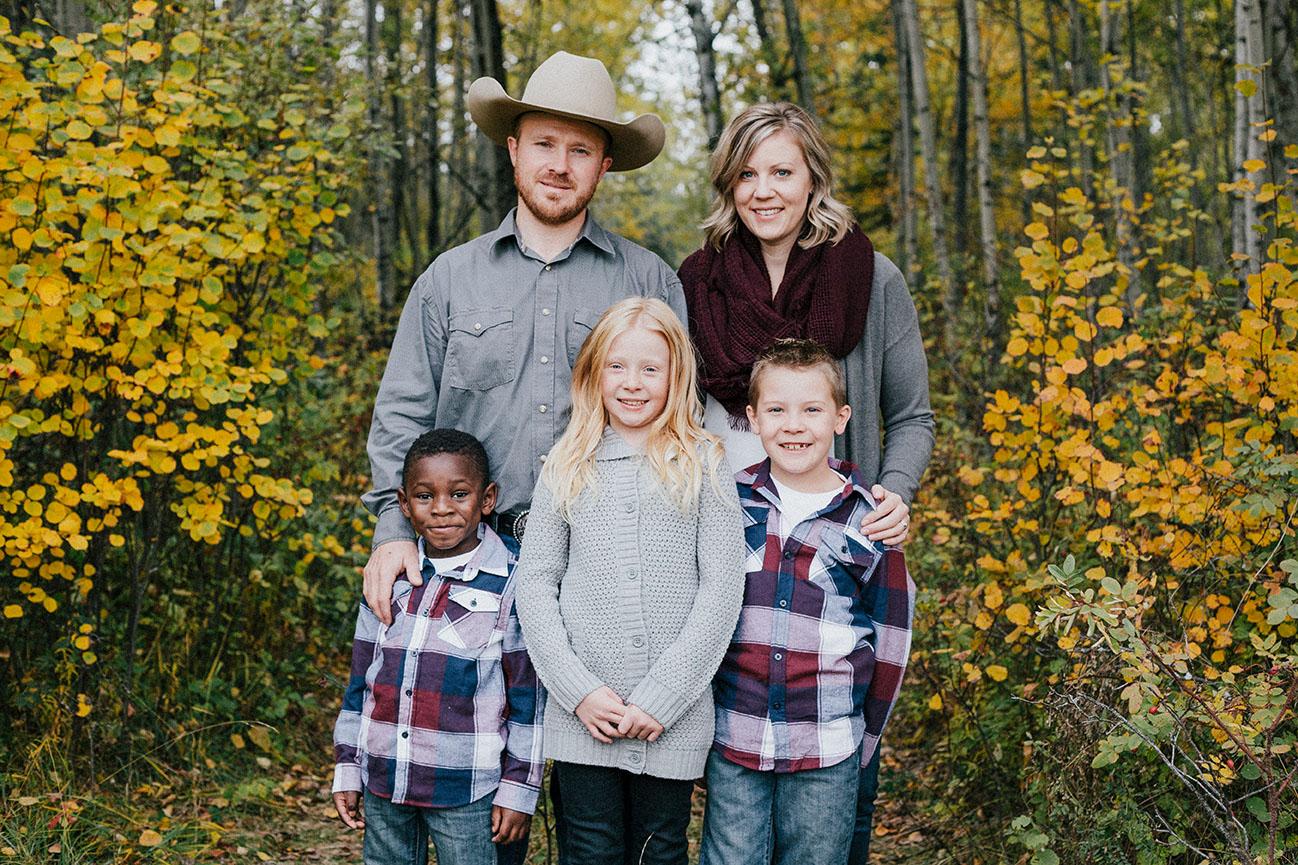 josh nichol family